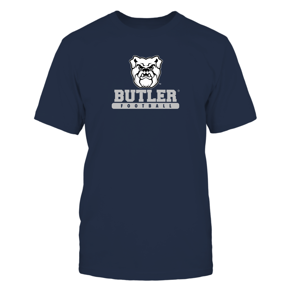 Butler Bulldogs - School - Logo - Football Front picture