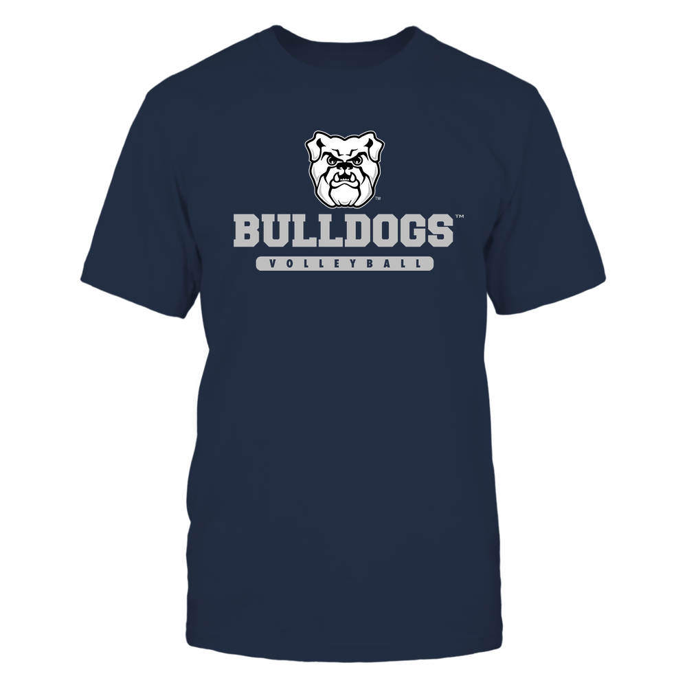 Butler Bulldogs - Mascot - Logo - Volleyball Front picture
