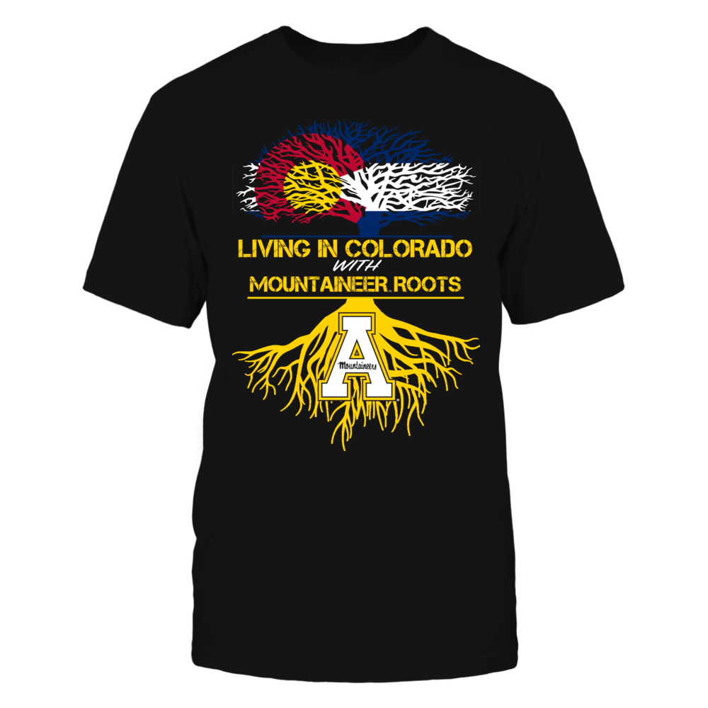 Appalachian State Mountaineers - Living Roots Colorado Front picture