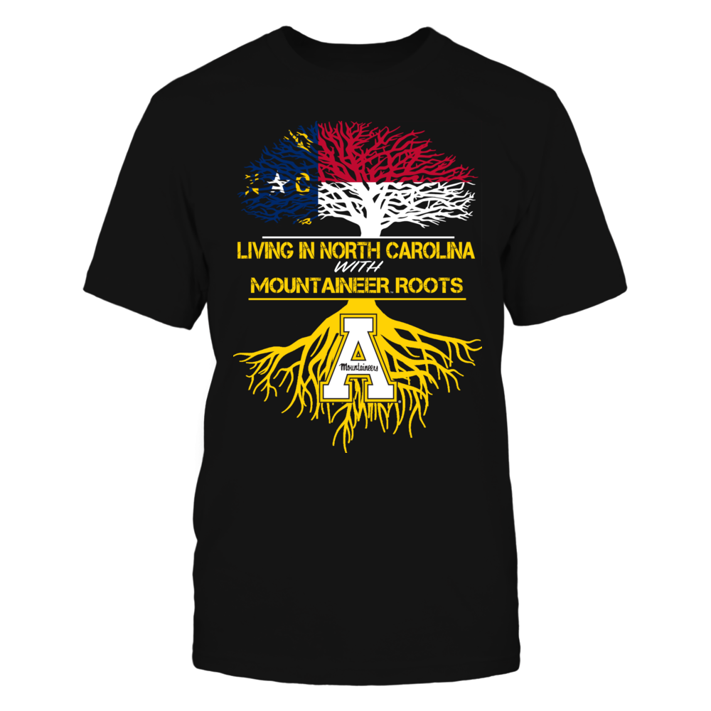 Appalachian State Mountaineers - Living Roots North Carolina Front picture