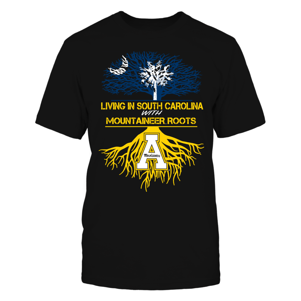 Appalachian State Mountaineers - Living Roots South Carolina Front picture