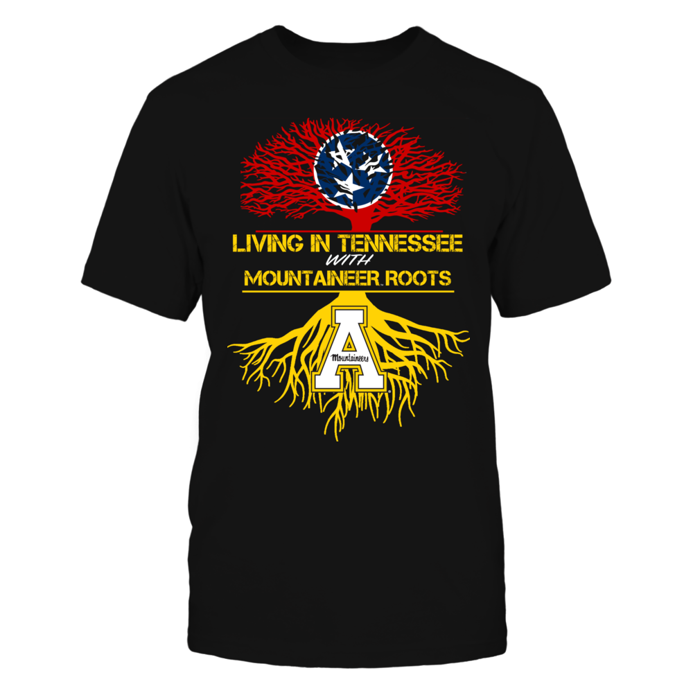 Appalachian State Mountaineers - Living Roots Tennessee Front picture