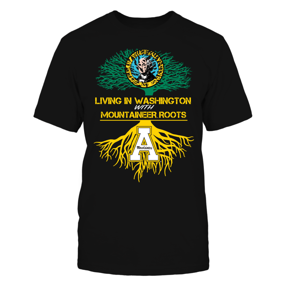 Appalachian State Mountaineers - Living Roots Washington Front picture