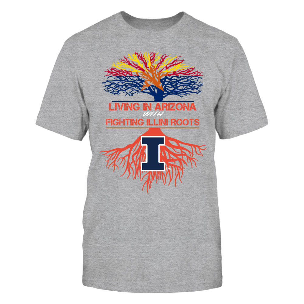Illinois Fighting Illini - Living Roots Arizona Front picture