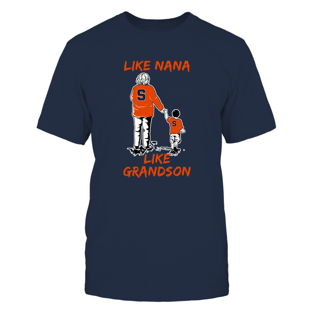 Syracuse Orange - Like Nana Like Grandson Front picture