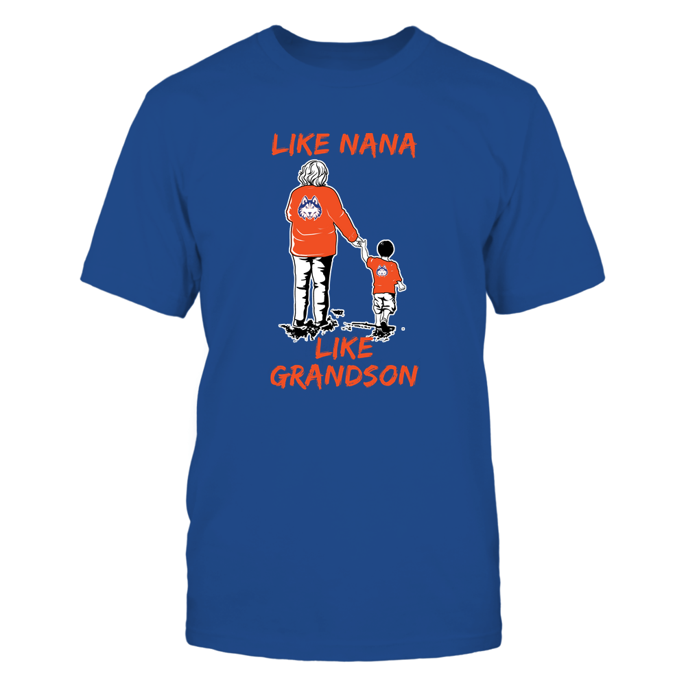Houston Baptist Huskies - Like Nana Like Grandson Front picture