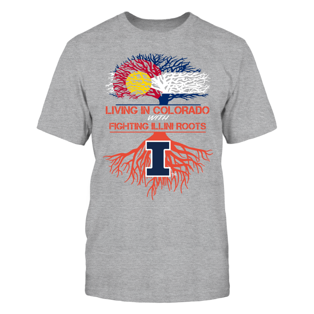 Illinois Fighting Illini - Living Roots Colorado Front picture