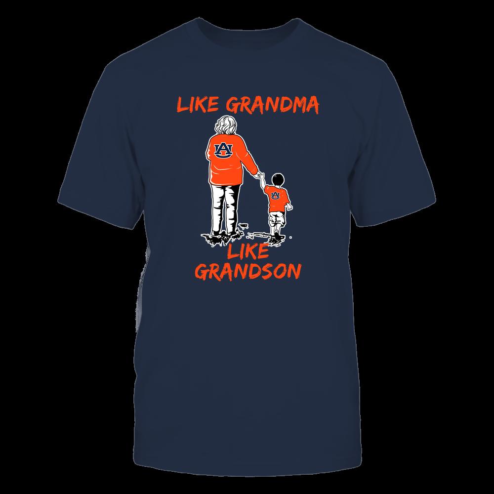 Auburn Tigers - Like Grandma Like Grandson Front picture
