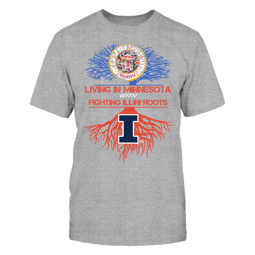 Illinois Fighting Illini - Living Roots Minnesota Front picture