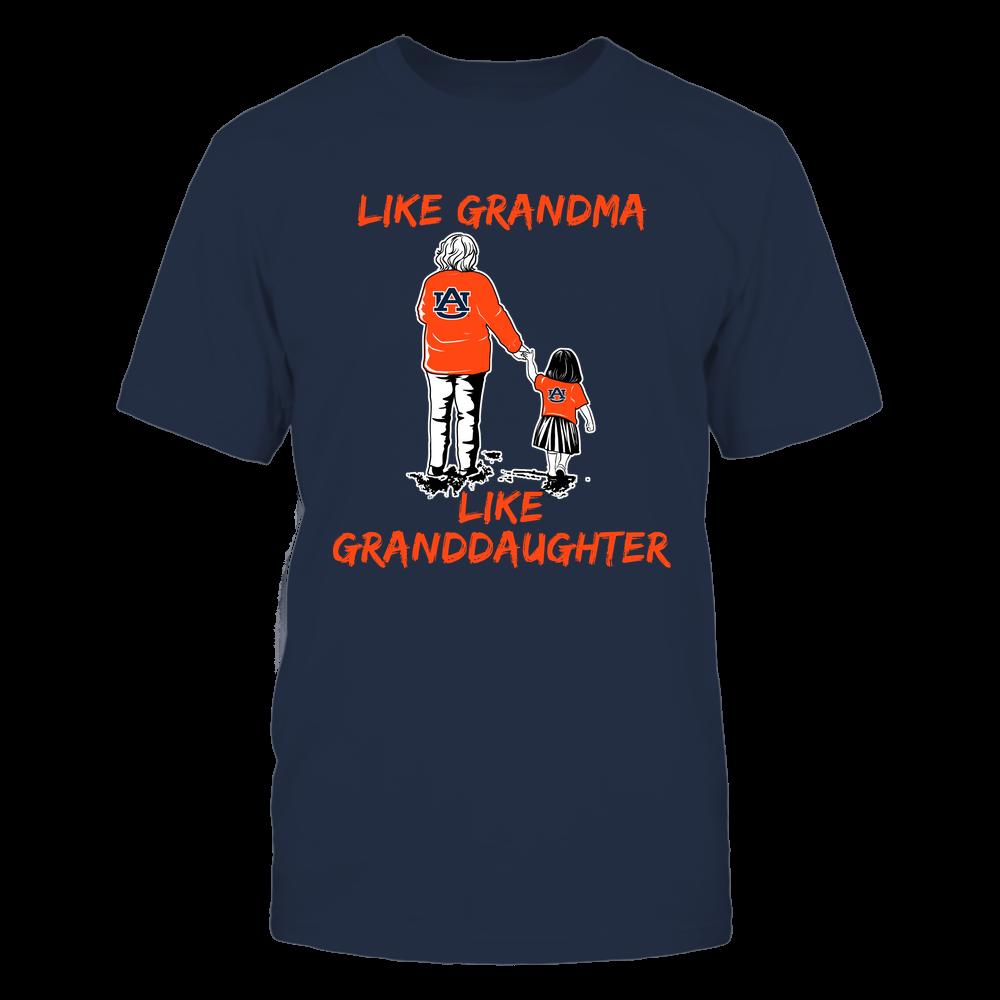 Auburn Tigers - Like Grandma Like Granddaughter Front picture