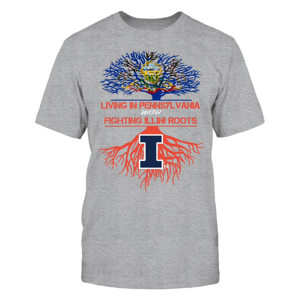 Illinois Fighting Illini - Living Roots Pennsylvania Front picture