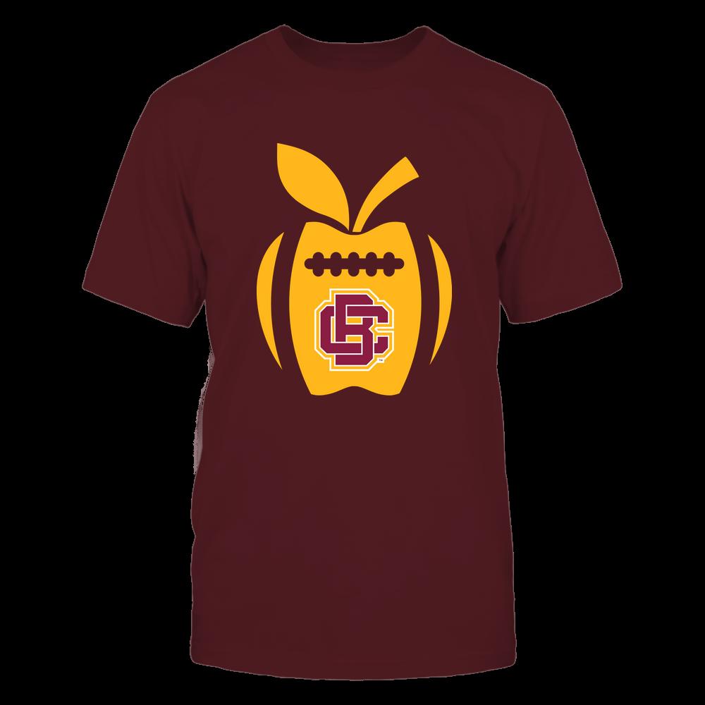 Bethune-Cookman Wildcats - Teacher - Apple Football Line Front picture