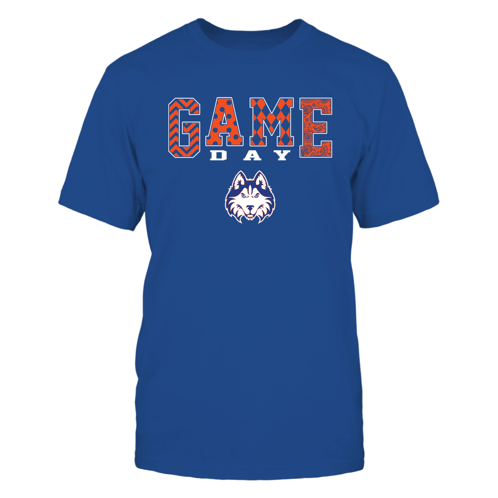 Houston Baptist Huskies - Game Day - Pattern Front picture