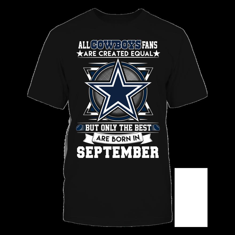 September Cowboys Fans Front picture
