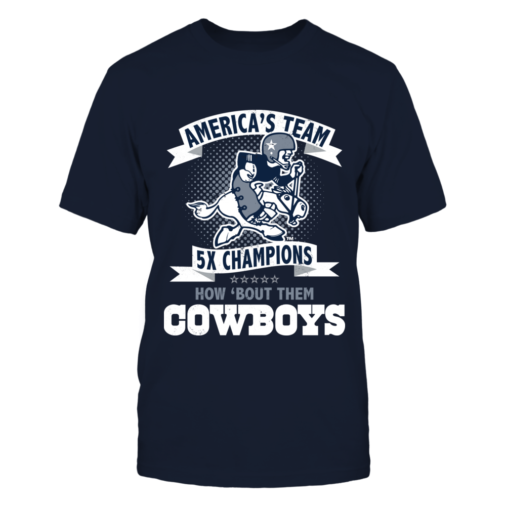 Dallas Cowboys - America's Team How 'Bout Them Cowboys Front picture