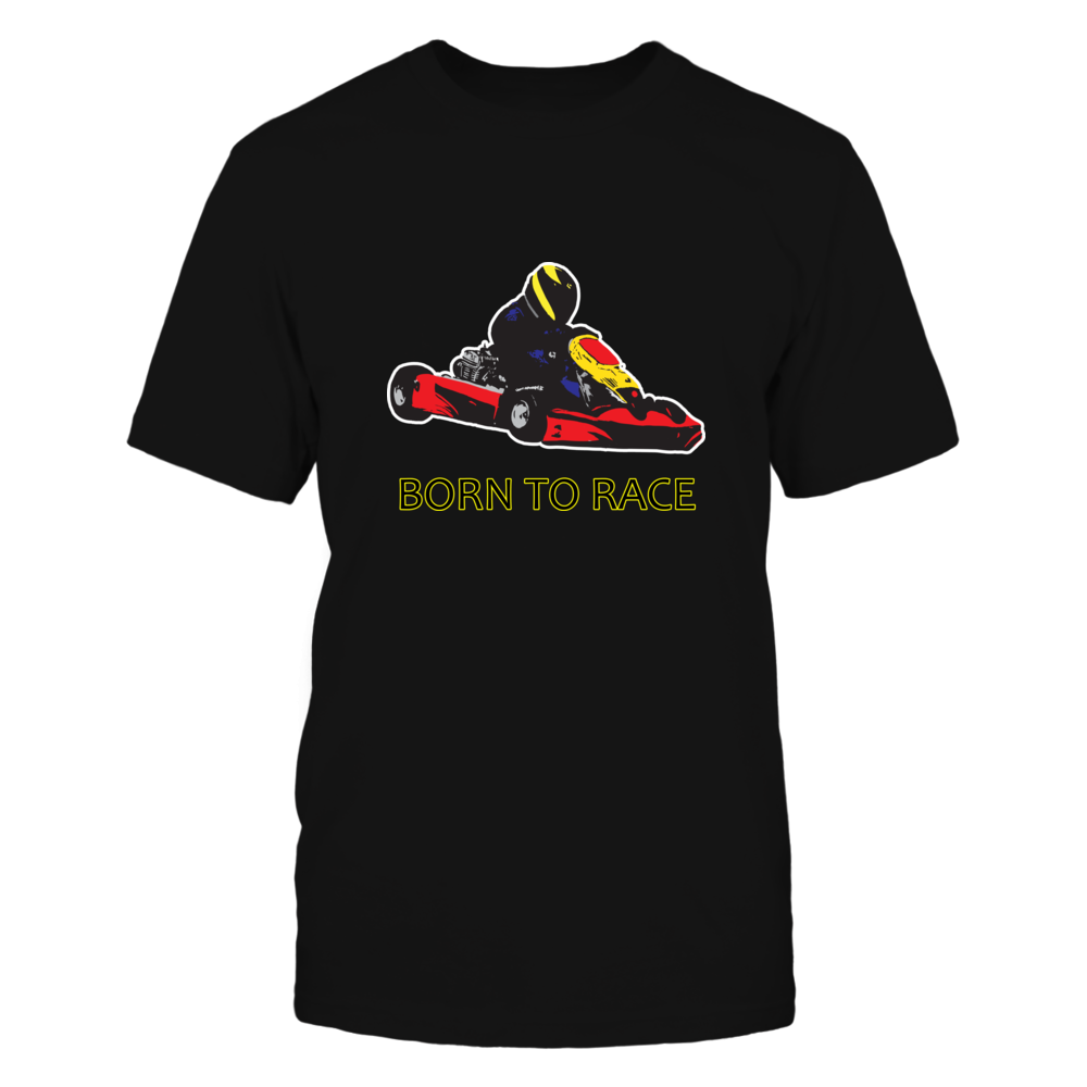 TShirt Hoodie Kart Racing - Born to Race FanPrint