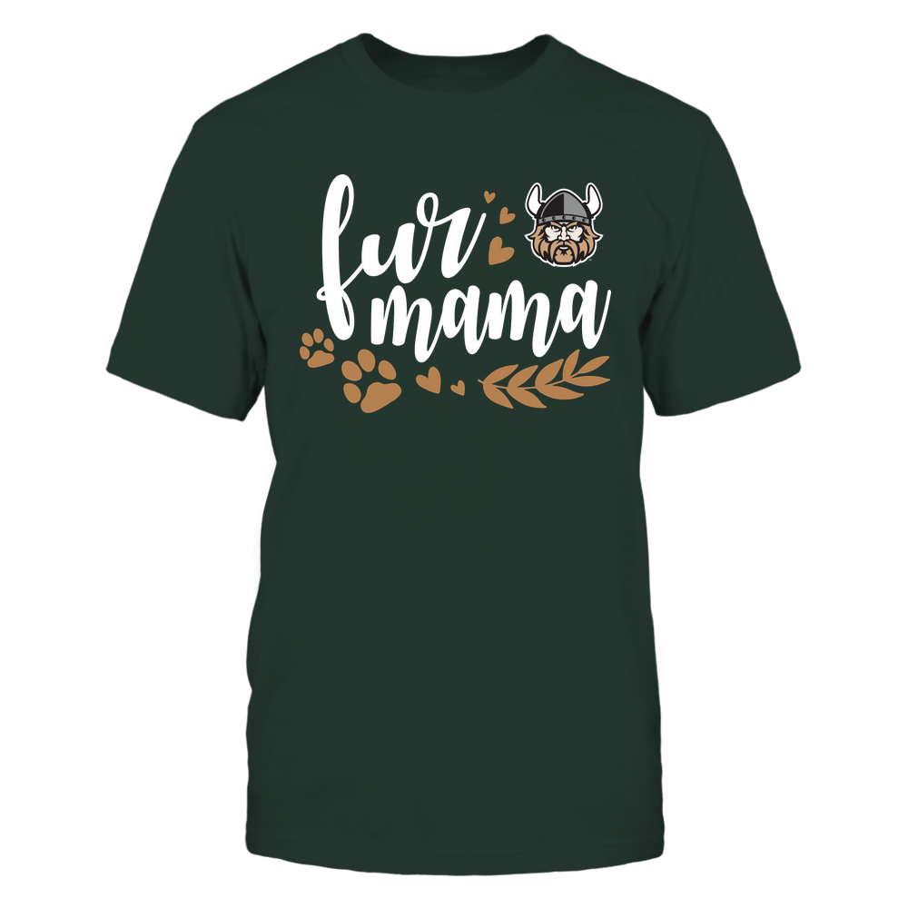 Cleveland State Vikings - Fur Mama - Team Front picture