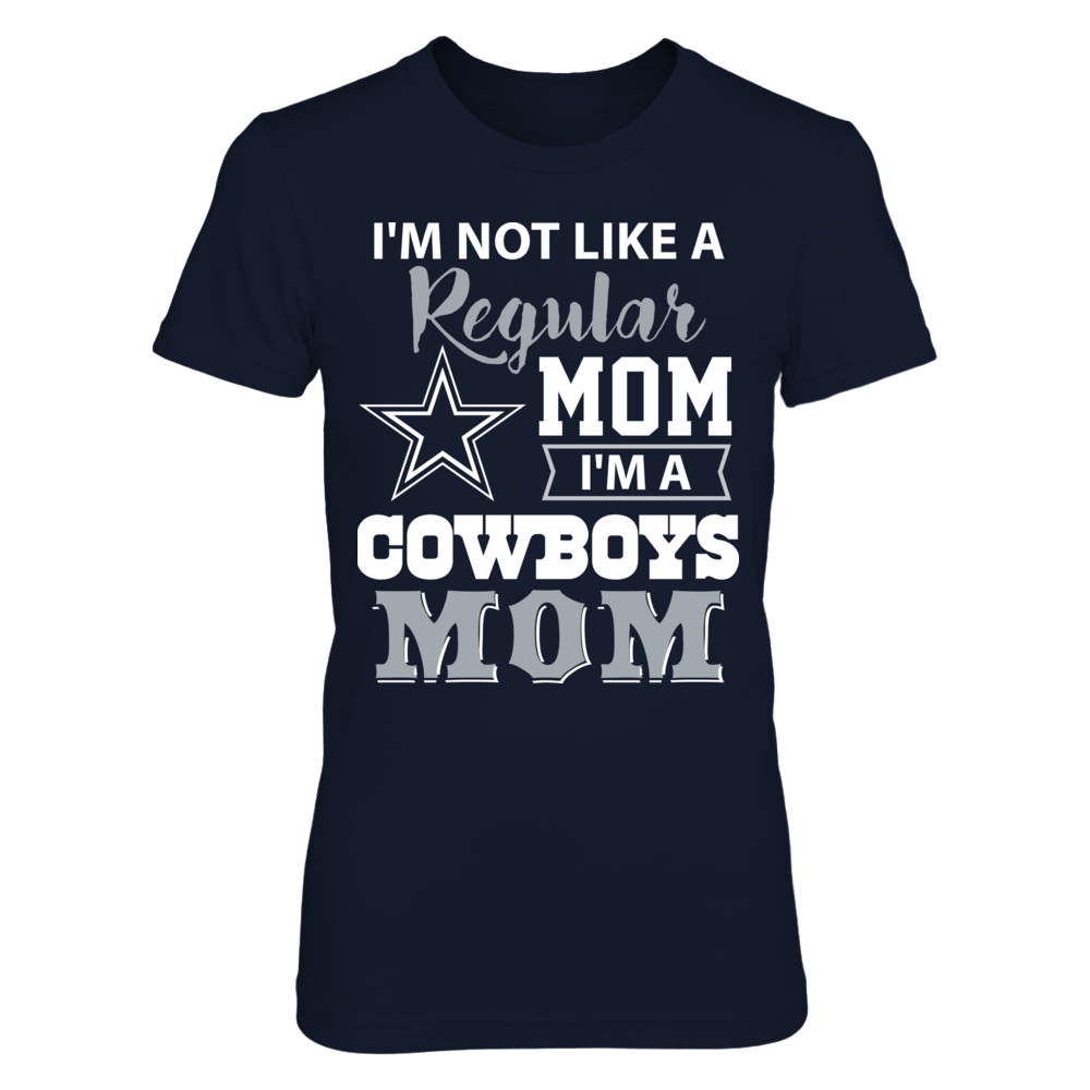 Dallas Cowboys - Regular Mom Front picture