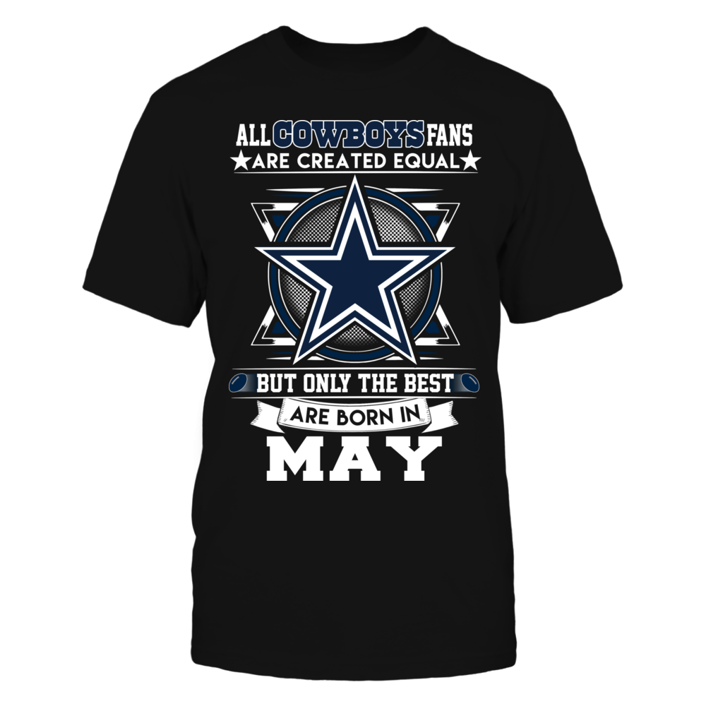 May Cowboys Fans Front picture