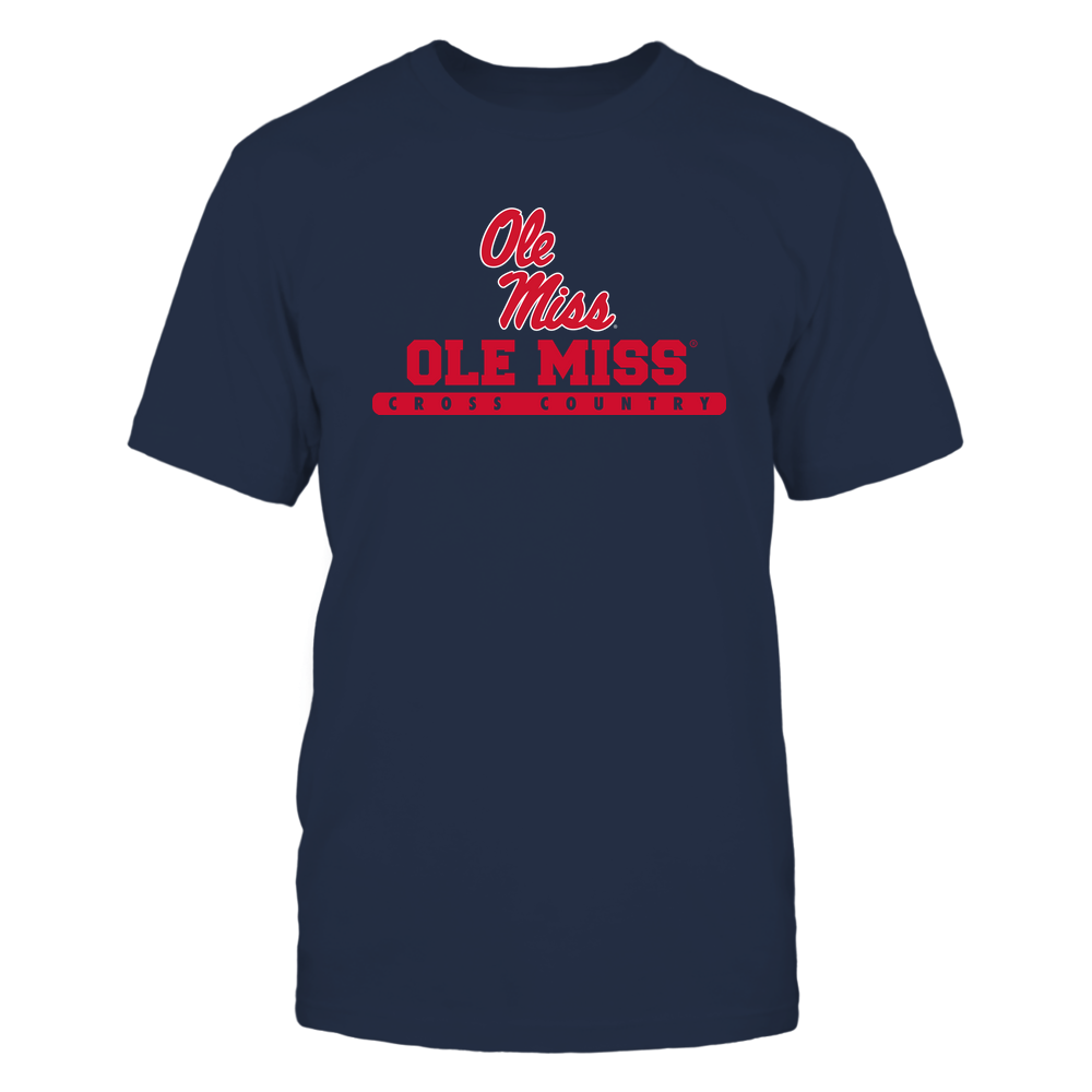 Ole Miss Rebels - School - Logo - Cross Country Front picture