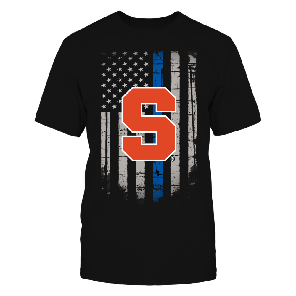 Thin Blue Line - Syracuse Orange Front picture