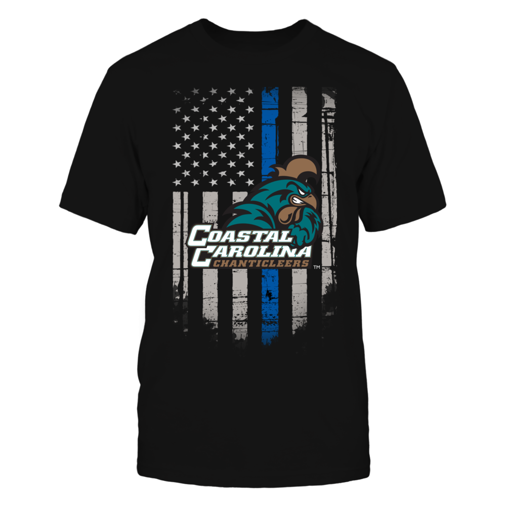 Thin Blue Line - Coastal Carolina Chanticleers Front picture