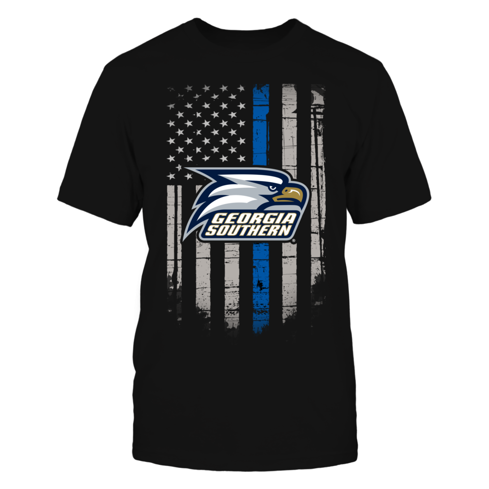 Thin Blue Line - Georgia Southern Eagles Front picture