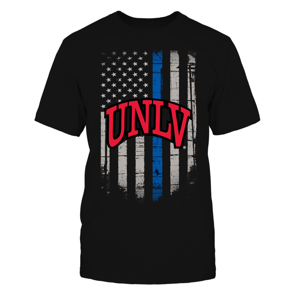 Thin Blue Line - UNLV Rebels Front picture