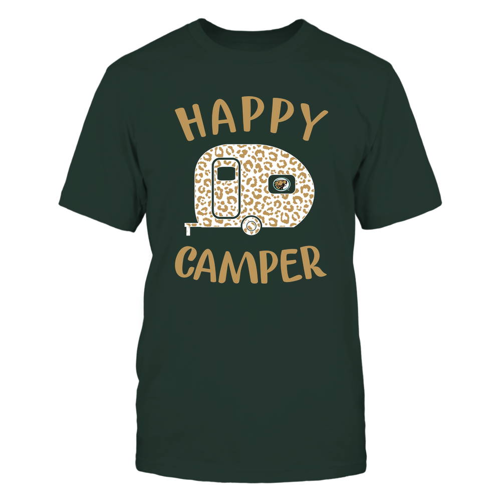 Bemidji State Beavers - Camping - Happy Camper Front picture