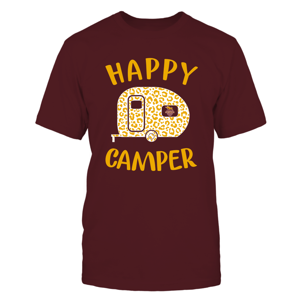 Cal State Dominguez Hills Toros - Camping - Happy Camper Front picture