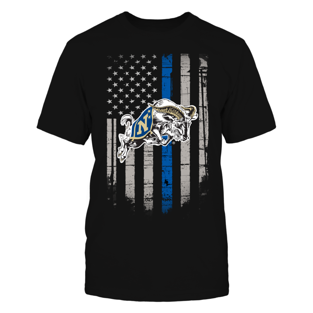 Thin Blue Line - Navy Midshipmen Front picture