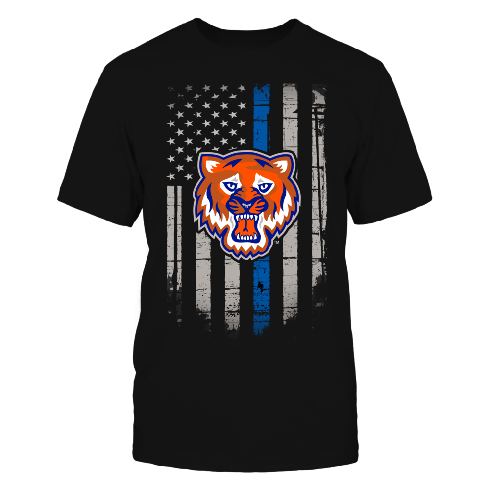 Thin Blue Line - Sam Houston State Bearkats Front picture