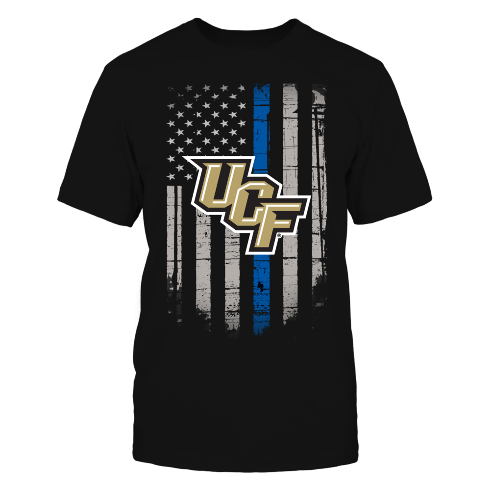 Thin Blue Line - UCF Knights Front picture