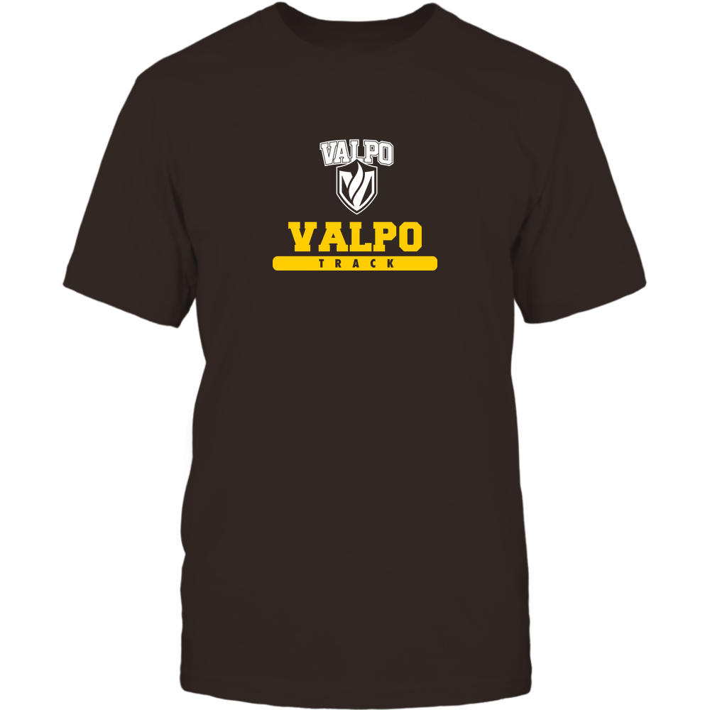 Valparaiso Crusaders - School - Logo - Track Front picture