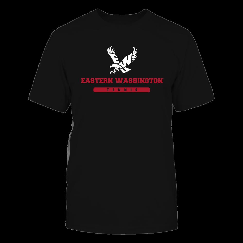 Eastern Washington Eagles - School - Logo - Tennis Front picture