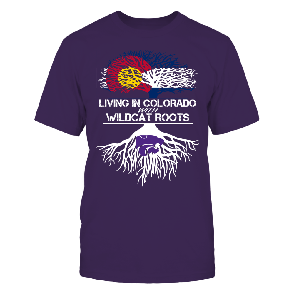 Kansas State Wildcats - Living Roots Colorado Front picture
