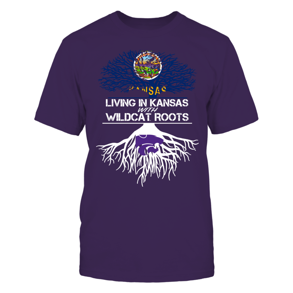 Kansas State Wildcats - Living Roots Kansas Front picture