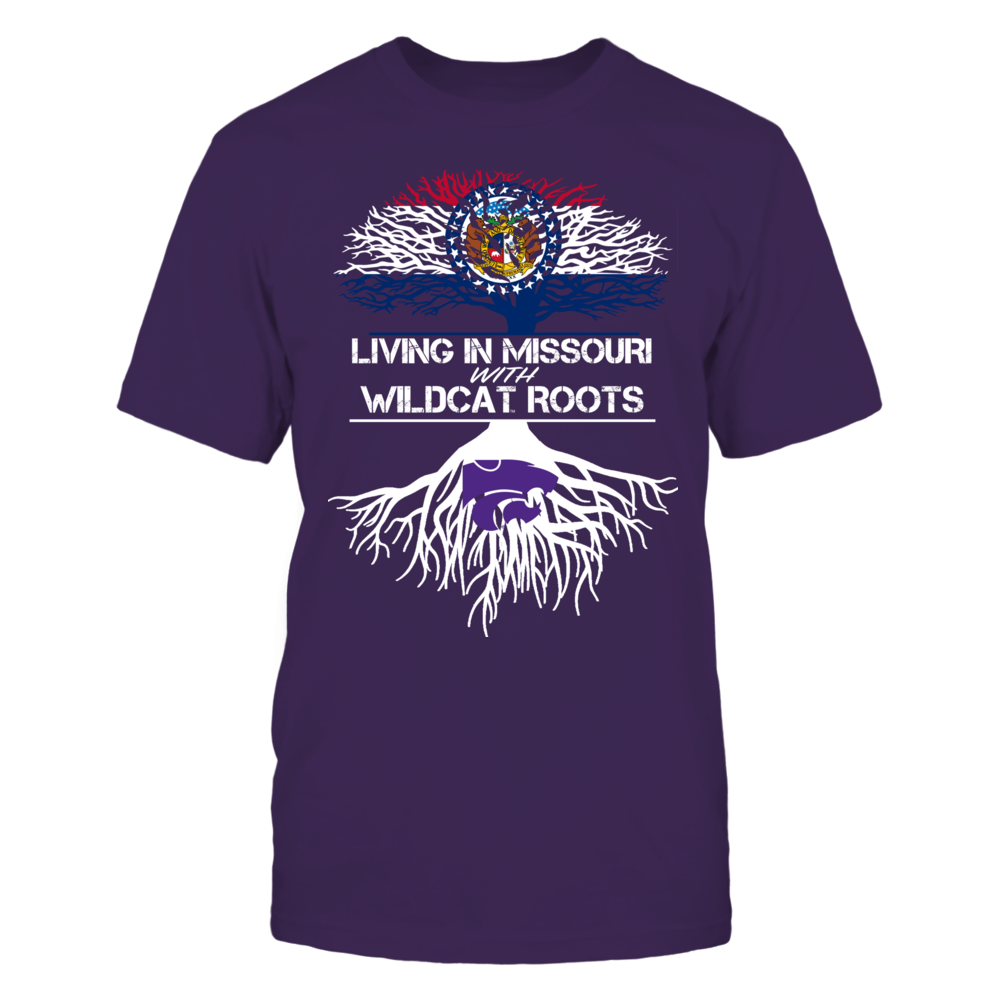 Kansas State Wildcats - Living Roots Missouri Front picture
