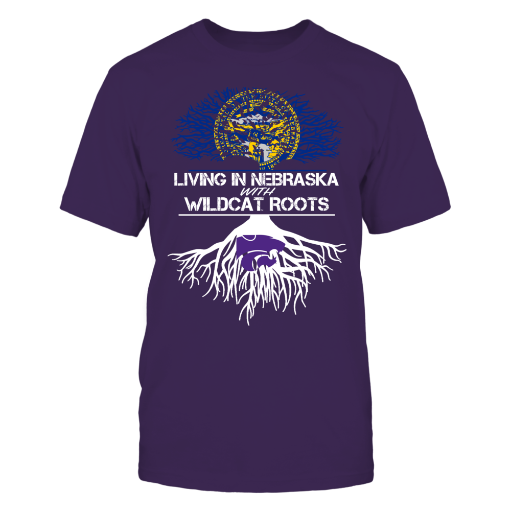 Kansas State Wildcats - Living Roots Nebraska Front picture