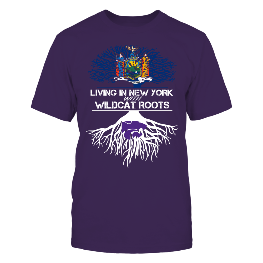 Kansas State Wildcats - Living Roots New York Front picture