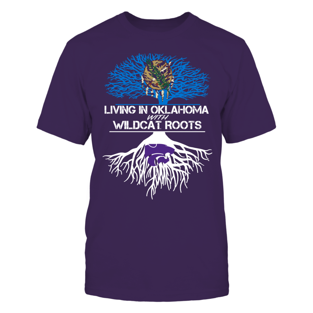 Kansas State Wildcats - Living Roots Oklahoma Front picture