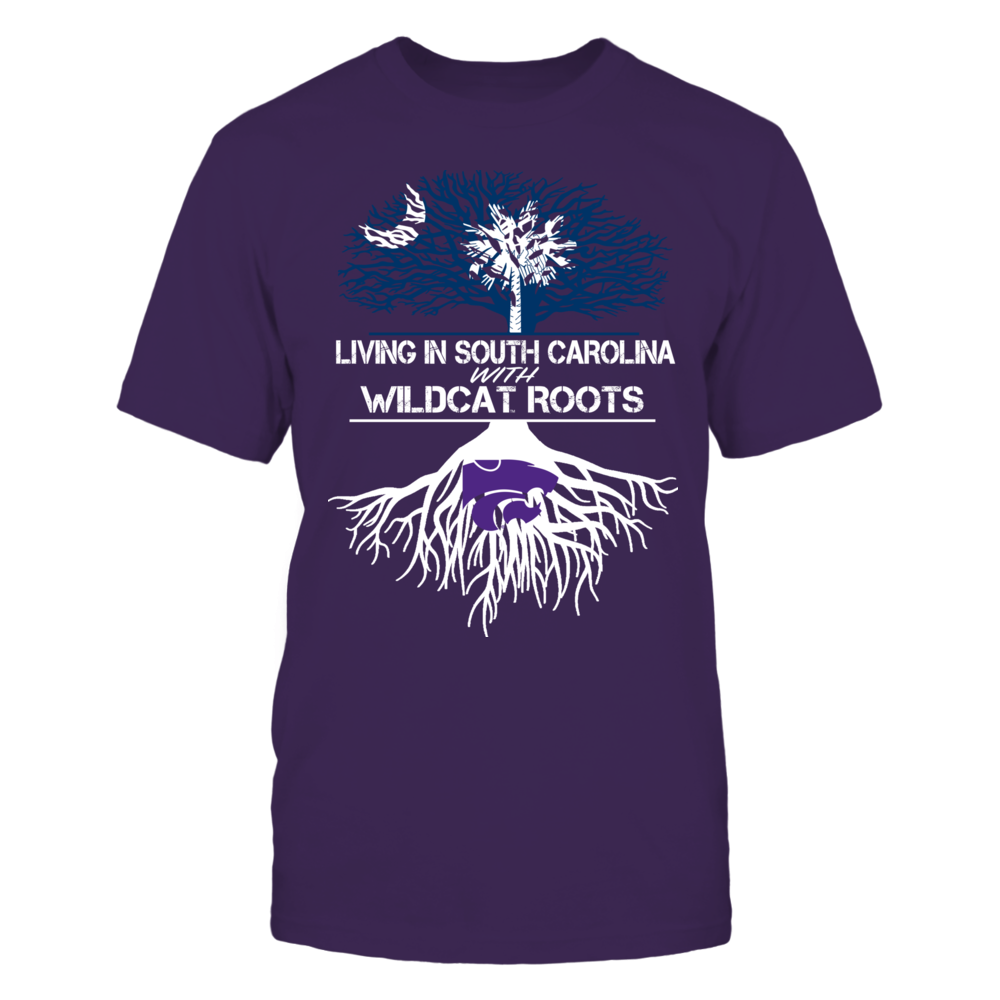 Kansas State Wildcats - Living Roots South Carolina Front picture
