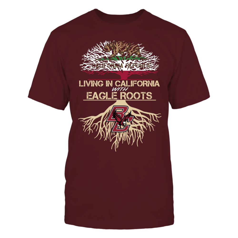 Boston College Eagles - Living Roots California Front picture