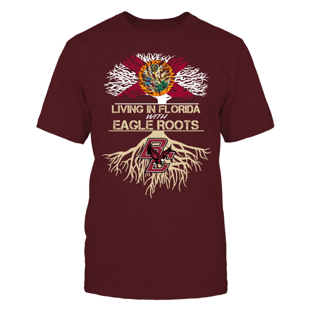 Boston College Eagles - Living Roots Florida Front picture