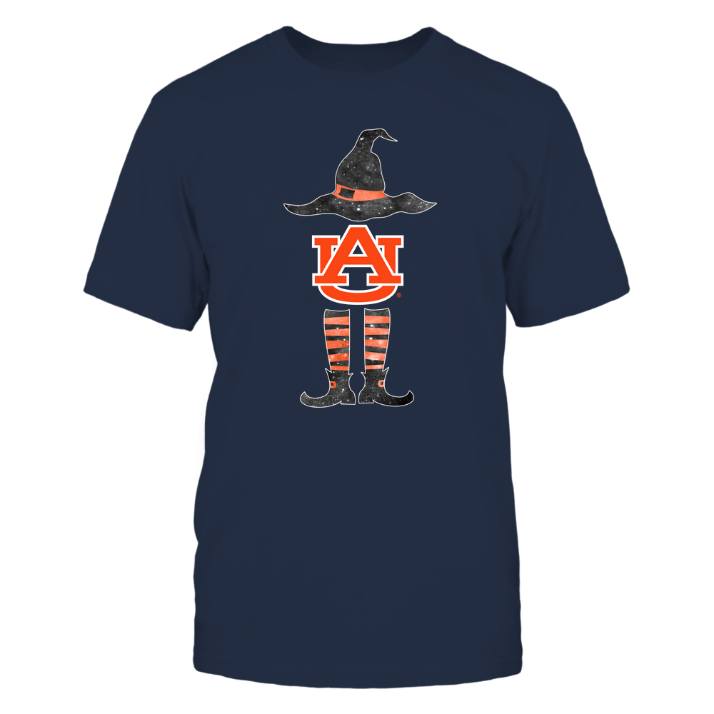 Auburn Tigers - Halloween Witch - Team Front picture