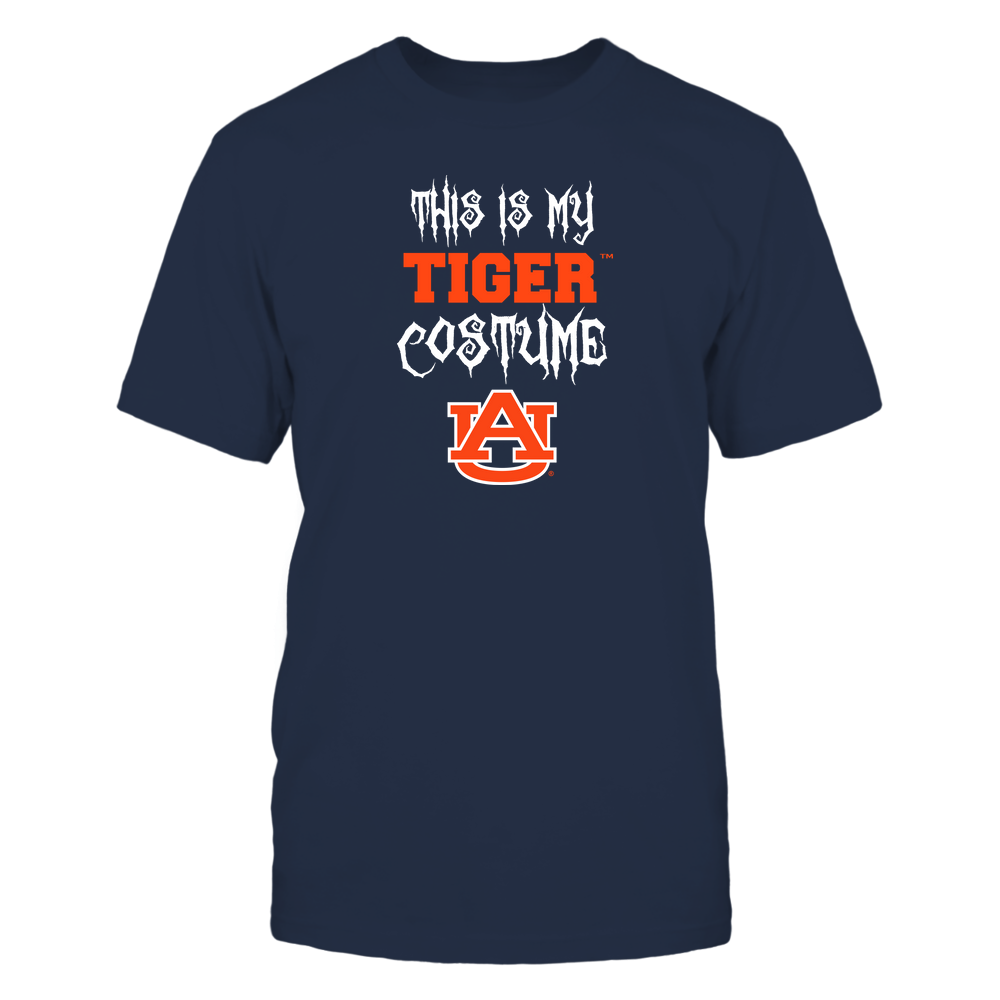 Auburn Tigers - This Is My Halloween Costume - Mascot - Team Front picture