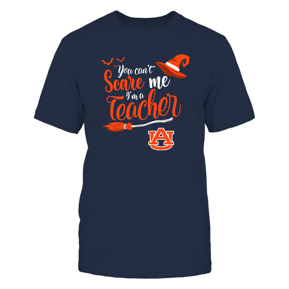 Auburn Tigers - You Can't Scare Me I'm A Teacher - Halloween  - Team Front picture