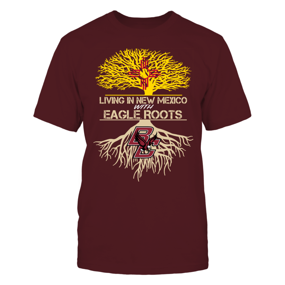 Boston College Eagles - Living Roots New Mexico Front picture
