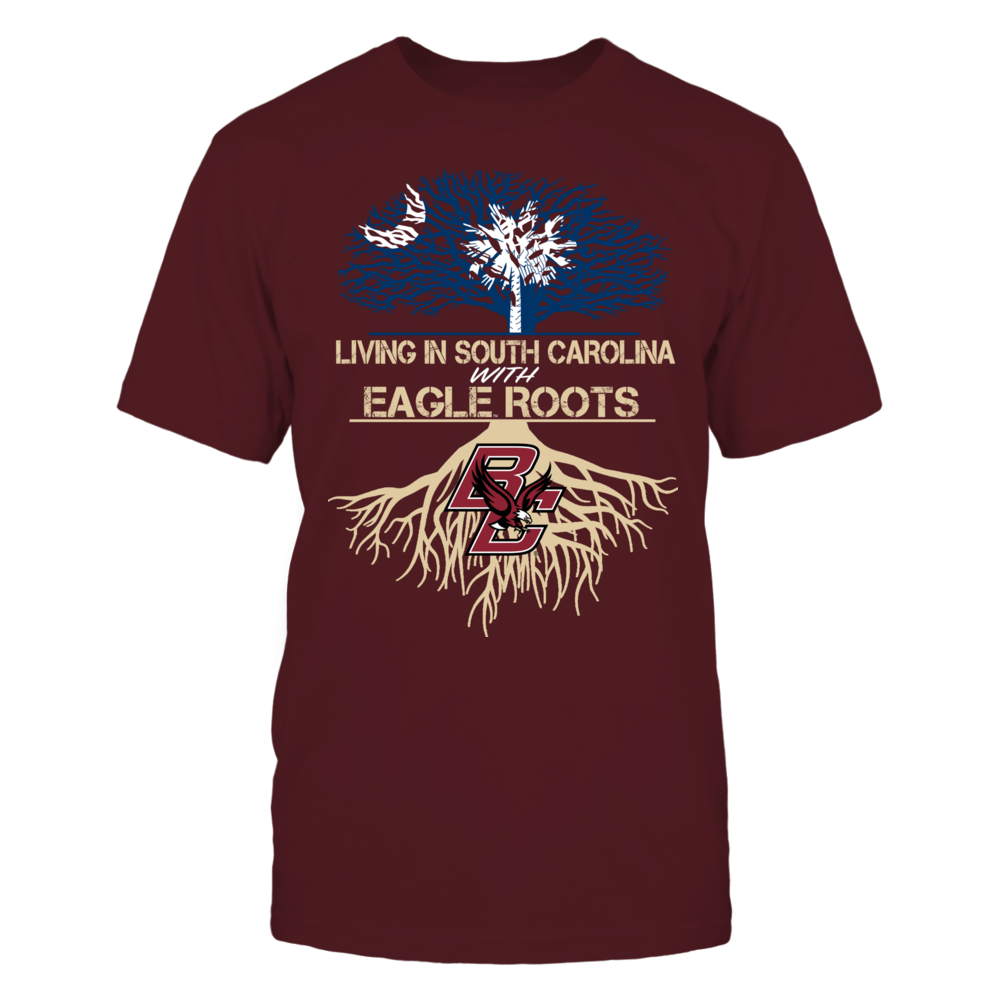 Boston College Eagles - Living Roots South Carolina Front picture