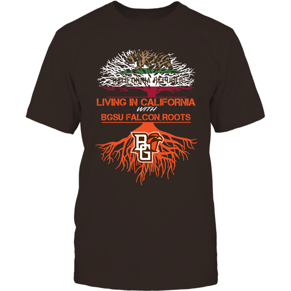 Bowling Green Falcons - Living Roots California Front picture